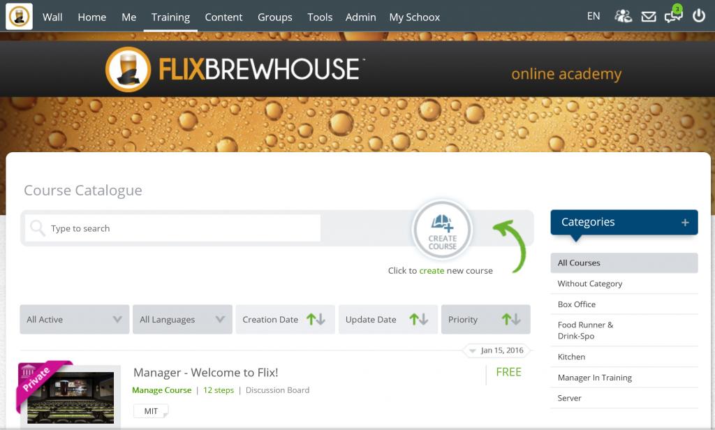 Schoox Learning Platform