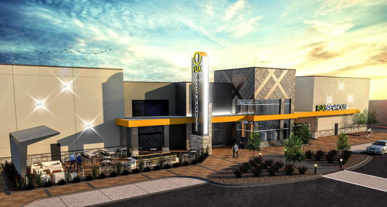 The New Prototype Center Entry Flix Brewhouse